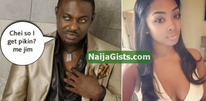 jim iyke paternity scandal