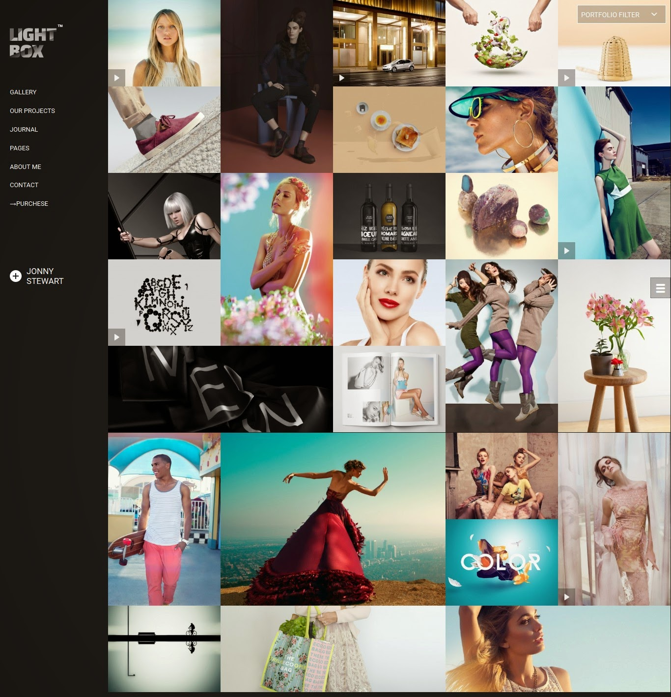 Best Responsive Photography WordPress Theme