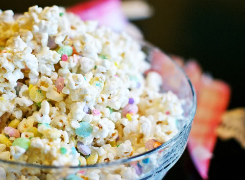 bunny bait candied popcorn ♥ bakeat350.net