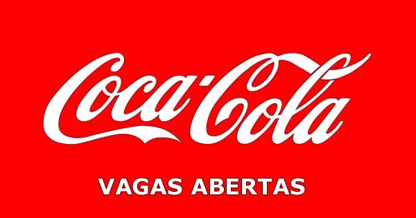 Coca-Cola está contratando para 2 vagas de Auxiliar Administrativo