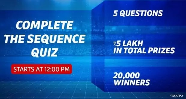 Dream11  Quiz Contest  IPL 2021 Answers today 29 September 2021