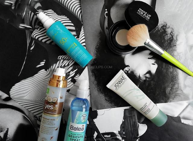 Heat-Proof Makeup, trucco a lunga tenuta a prova di caldo e umidità, come far durare a lungo il makeup, jordan liberty reverse routine, long lasting makeup, summer heat makeup,