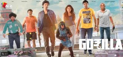 gorilla tamil movie download tamilrockers