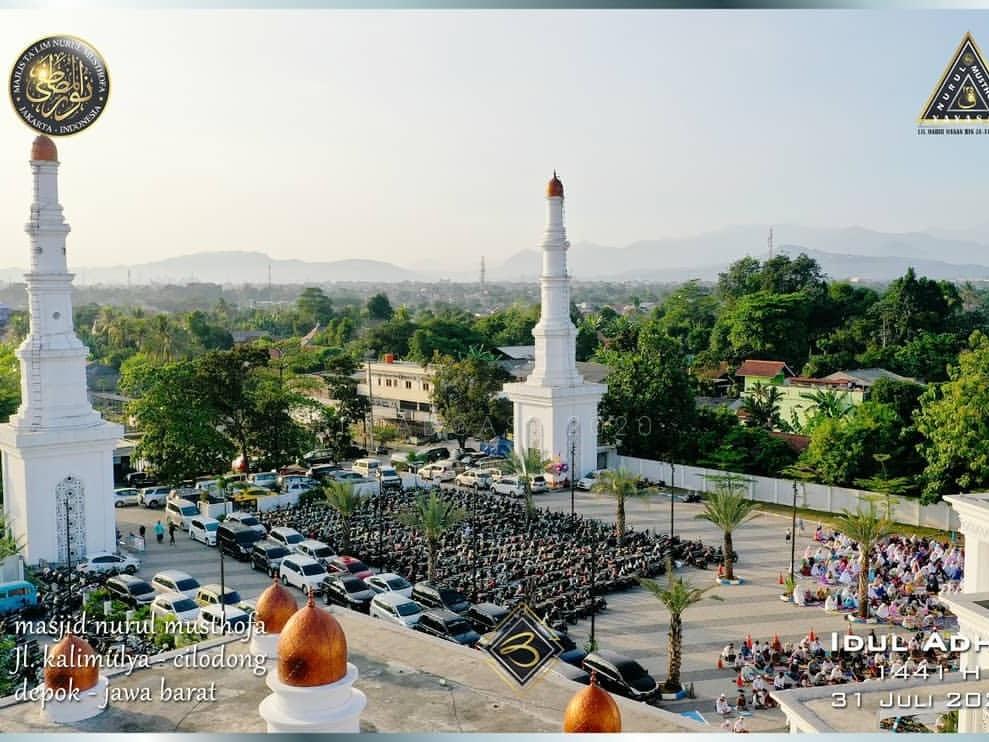 Galeri Sholat Idul Adha 1441 Hijriyah