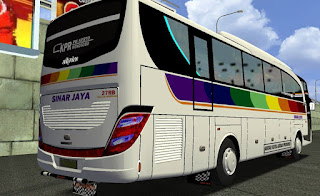 Download Mod Jetbus Sinar Jaya 27RB For Haulin And UKTS | IFAN BLOG