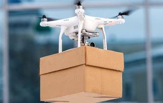 Anac autoriza empresa a entregar mercadorias por meio de drones