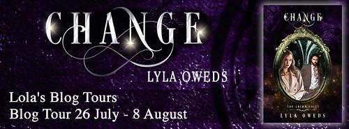 Change tour banner