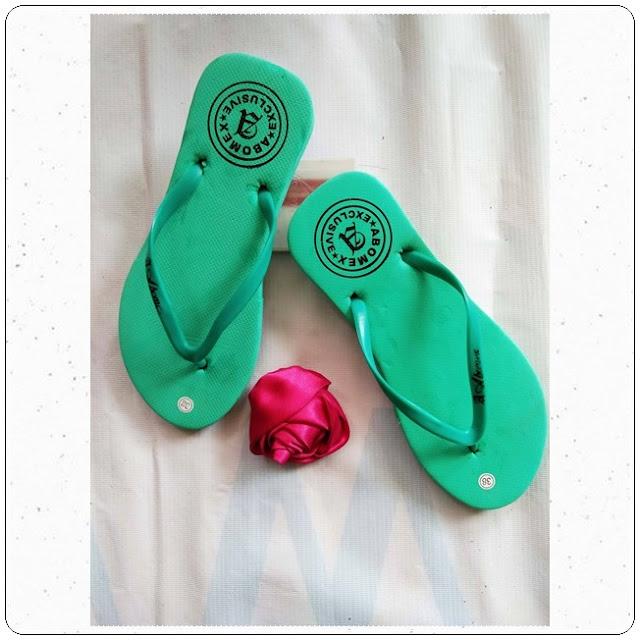 grosirsandalmurah.org - sandal Wanita - Sandal AMX Polos Wanita