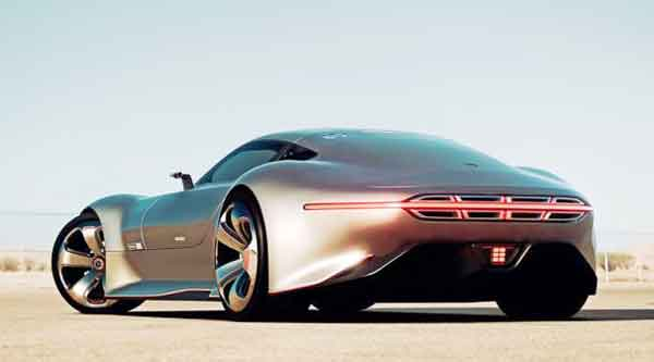 Mercedes Benz Build Supercars Concept Auto Trend Review