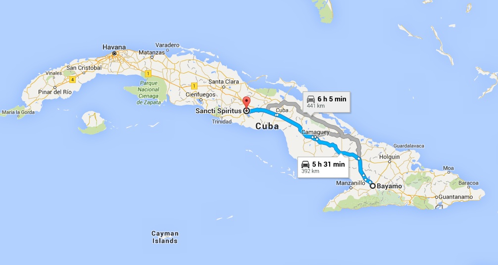 Traveling To Cuba From The Us