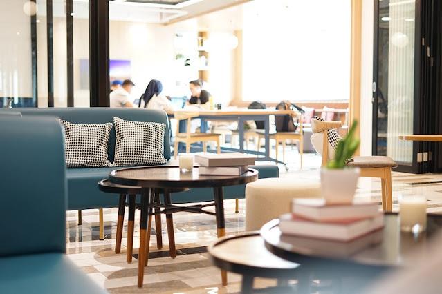 Milenial suka ruang coworking space