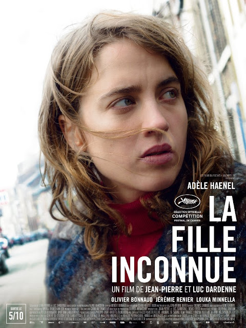 La fille inconnue (2016) BRRip ταινιες online seires oipeirates greek subs