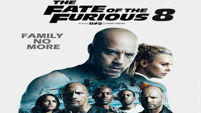 Fast And Furious 8: The Fate of The Furious (2017) Movie [Dual Audio] [ Hindi + English ] [ 720p + 1080p ] BluRay Download