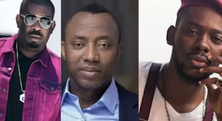 Celebrities React To Buhari Govt Charges Against Sowore