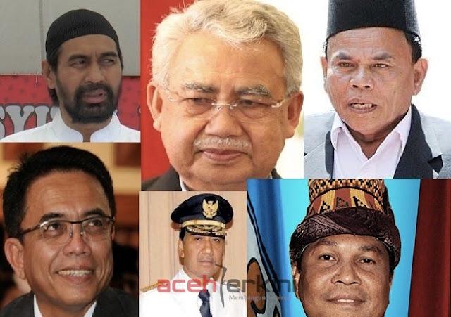 Verifikasi Faktual KTP, Semua Bakal Calon Gubernur Aceh dari Independen Lolos