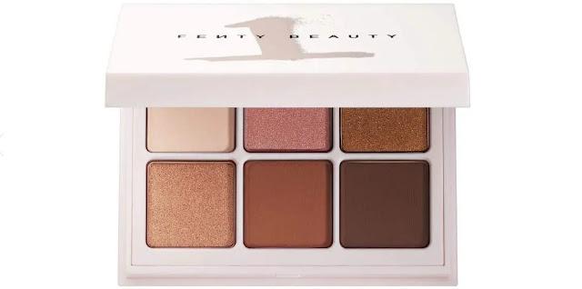 6- FENTY BEAUTY BY RIHANNA Snap Shadows Mix & Match Eyeshadow Palette