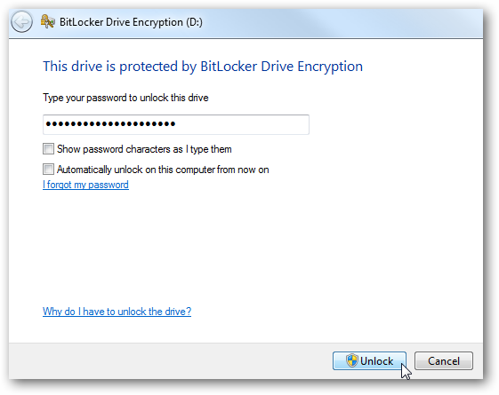 Dellution: How To Use BitLocker on Drives without TPM