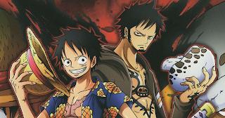 7 Fakta Luffy One Piece