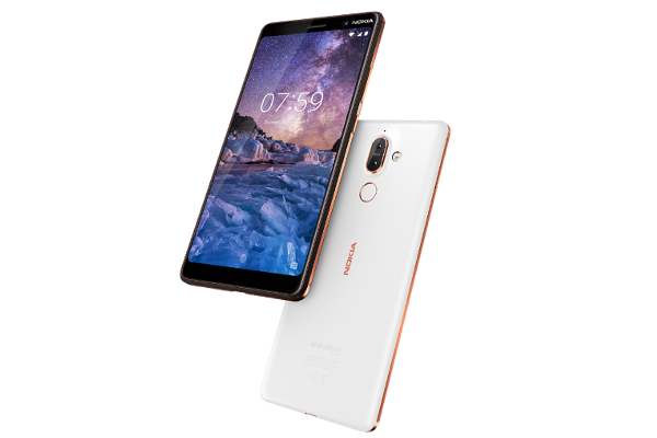 MWC 2018: Nokia 7 Plus announced