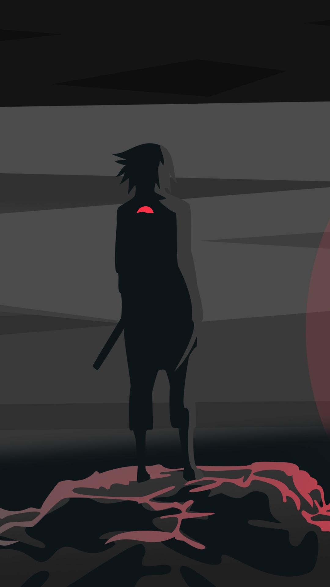uchiha sasuke naruto ix