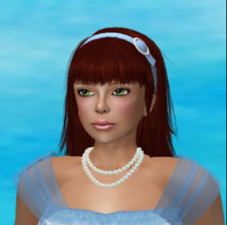 Ruby VanDyke as her Second Life avatar