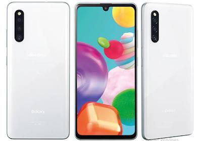 موبايل/جوال/تليفون سامسونج جالاكسي Samsung Galaxy A41