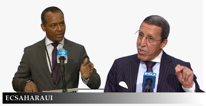 Sidi Omar replica al embajador marroquí tras la carta que éste difundió en la ONU mintiendo sobre las elecciones marroquíes en el Sáhara ocupado.