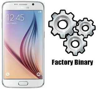 Samsung Galaxy S6 SM-G920F Combination Firmware