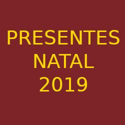 Presentes de Natal 2019