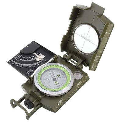 Магнитный компас с клинометром