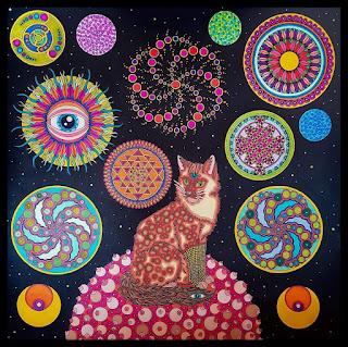 La mística del gato