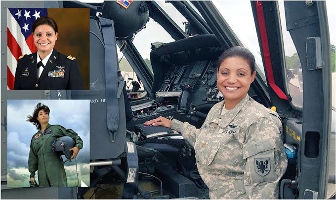 Teniente coronela dominicana de la Guardia Nacional resalta triunfos como inmigrante en Estados Unidos