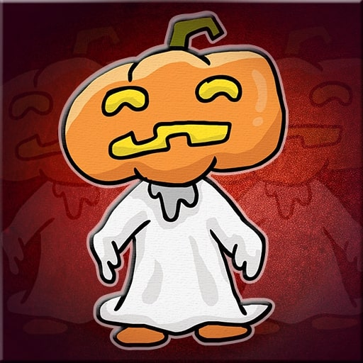 Pumpkin Ghost Escape Walk…