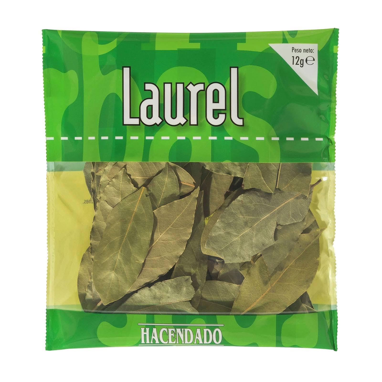 Laurel en hojas Hacendado