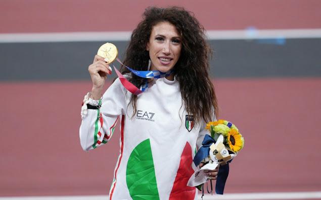 Palmisano, oro nella marcia 20 km femminile