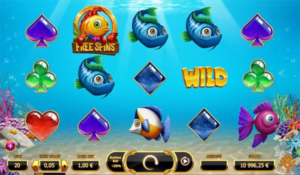 Main Gratis Slot Indonesia - Golden Fish Tank Yggdrasil