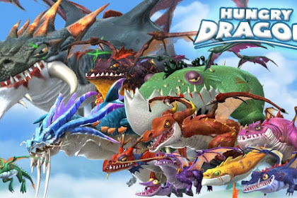 Hungry Dragon Mod Apk 2.4 (Unlimited Money)