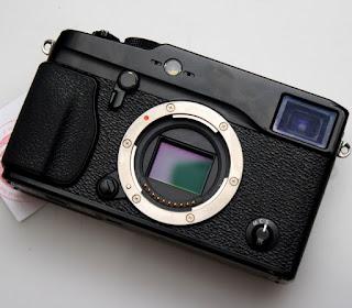 Fujifilm X-Pro 1 Second