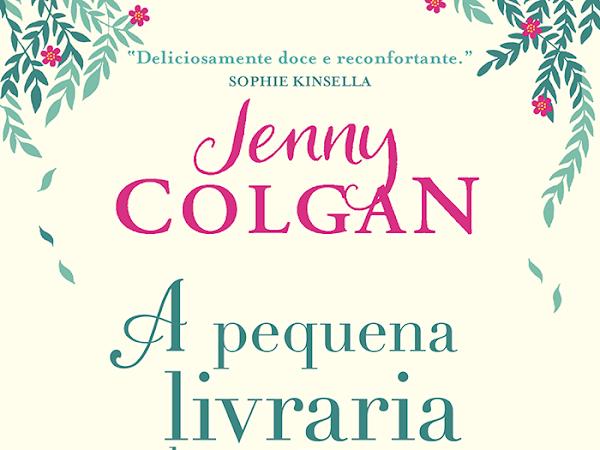 [Resenha] A Pequena Livraria dos Sonhos de Jenny Colgan e Editora Arqueiro