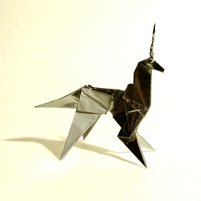How To Make A Blade Runner Origami Unicorn