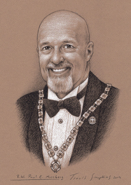 Paul E. Mossberg. Executive Officer for New Jersey. DeMolay International. by Travis Simpkins