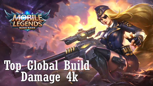Build Top Global Lesley, One Hit One Kill !