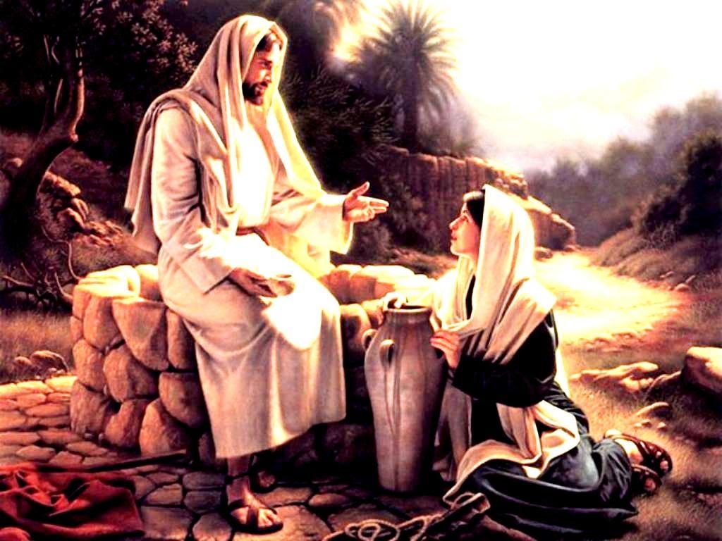 Mulher Samaritana - Uma vida impactada pelo encontro com Jesus ~ Blog  Palavra Diária