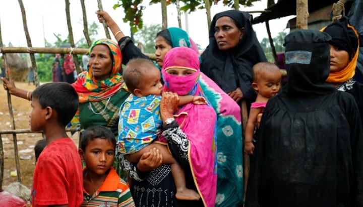 Wahai Bagian Tubuhku yang lain, Kemanakah Kalian! Derita Rohingya, Haruskah Kami Mati Didepanmu?
