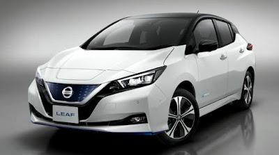 Mobil Listrik Nissan Leaf Indonesia