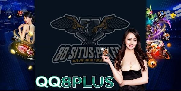 QQ8Plus Situs Slot Online Casino Terpercaya Via Pulsa