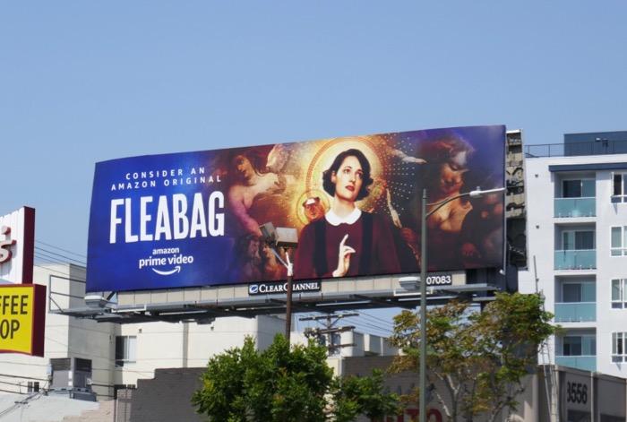 Fleabag 2019 Emmy FYC billboard