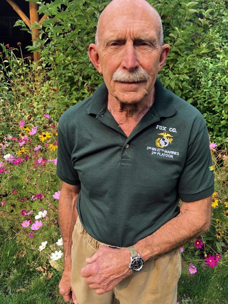 Habla soldado de Vietnam que recibió una bala en su reloj en 1968 y se lo repararon 52 años después