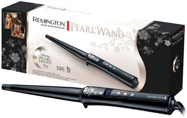 Oferta de amazon: Rizador de pelo de Remington