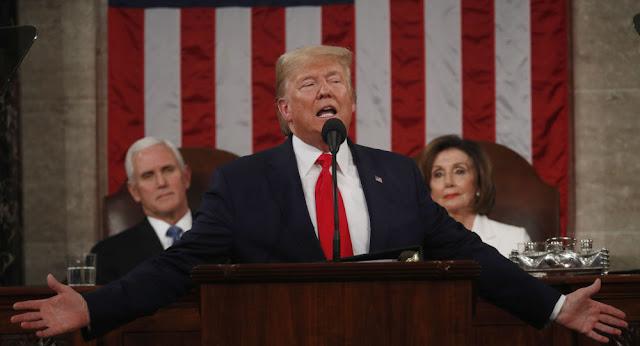 """ترامب يهدد حلفاءه بوقف التبادل الاستخباراتي إن لم يطبقوا الحظر على """"هواوي"""""""